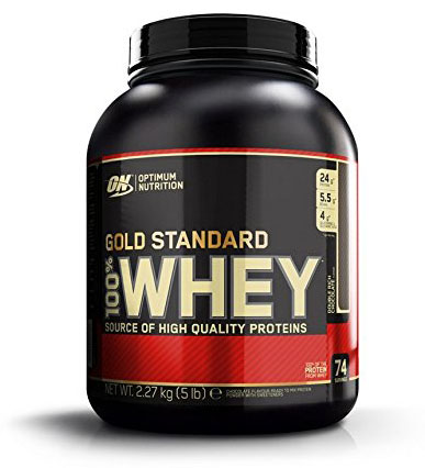 Optimum Nutrition Gold Standard 100% Whey Protein Powder Review