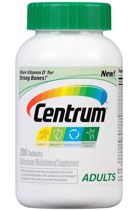 Centrum Adults Multivitamin Review