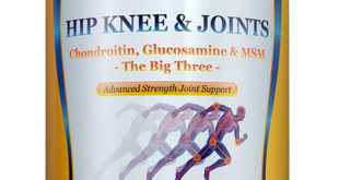 Dr. Tobias Glucosamine Chondroitin MSM Joint Supplement