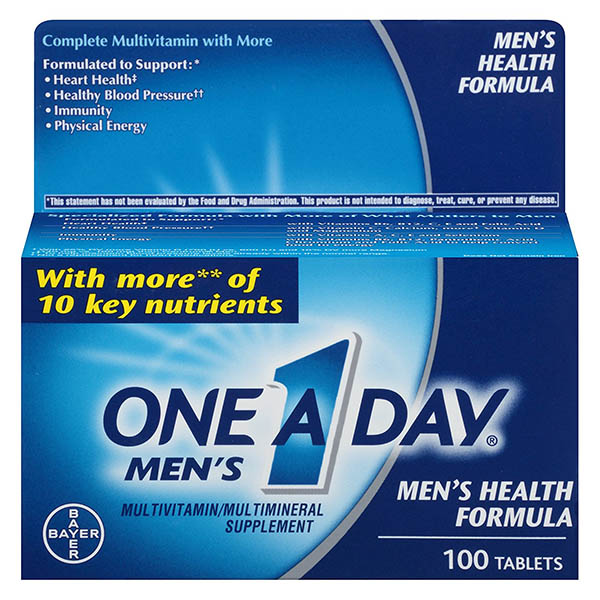One-A-Day Men's/Women's Multivitamin Review