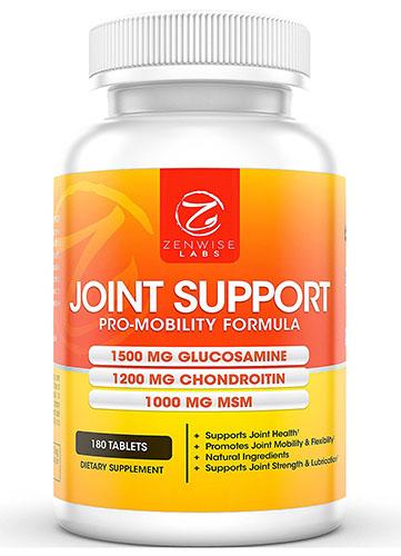 Zenwise Labs Joint Support Pro Mobility Formula Review