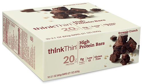 thinkThin High Protein Bar Review