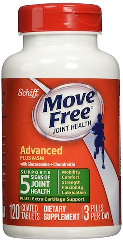 Schiff Move Free Joint Health Supplement Review