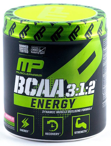 MusclePharm BCAA Energy Review