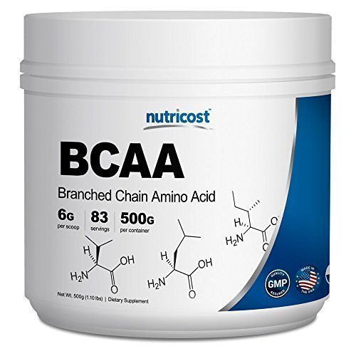 Nutricost BCAA Powder Review
