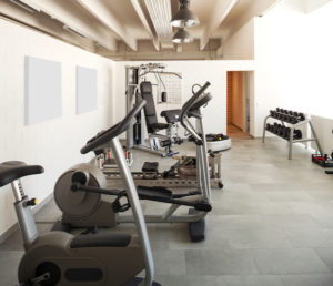Home gym equipment offers a less expensive solution to health and fitness than a gym membership