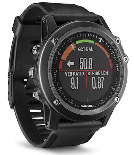 We ranked the Garmin Fenix 3 HR the best heart rate monitor watch over $200