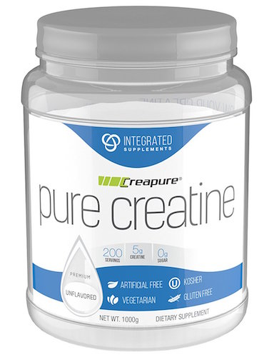 Integrated Supplements Creapure Creatine Powder Review
