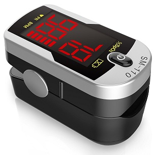 Santamedical Deluxe SM-110 Heart Rate Monitor