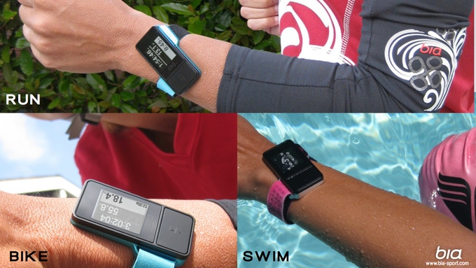 Bia GPS Sports Watches
