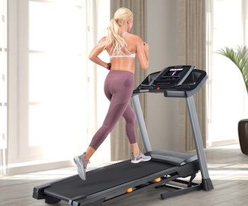 The NordicTrack T6.5 Si is one of the best compact treadmills on the market