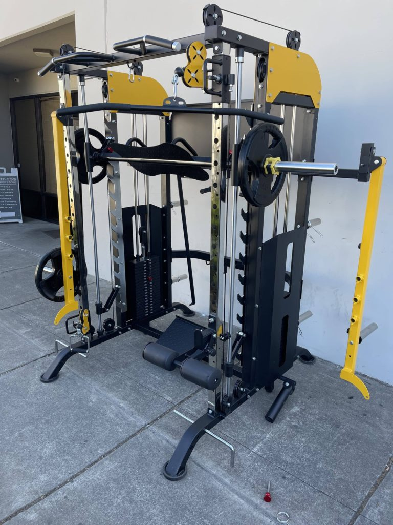 French Fitness FSR90 Featured image