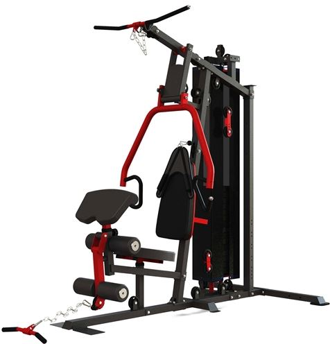 French Fitness X8 Home Gym System